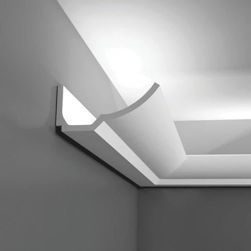 L uso dei decori nella casa di stile classico rp for Cornici per strisce led