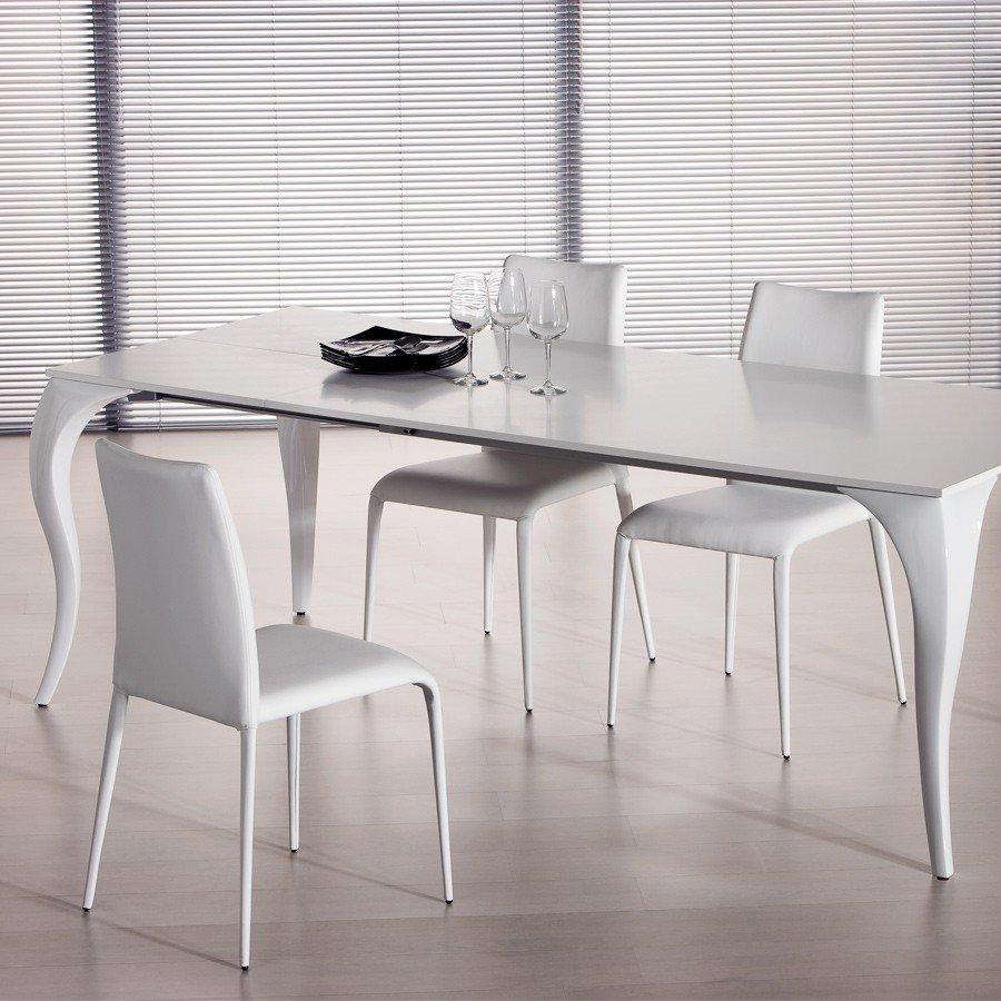 10 tavoli da pranzo di design mille modi per allestire la casa con stile rp ristrutturazioni - Tavolo pranzo cristallo ...
