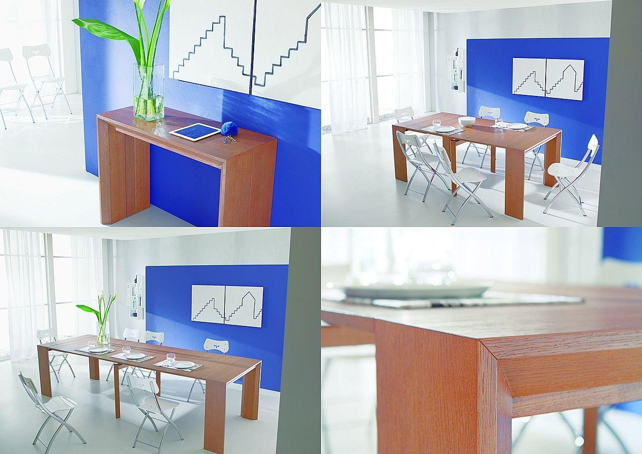10 tavoli da pranzo di design mille modi per allestire la for Piani di casa in stile chateau francese